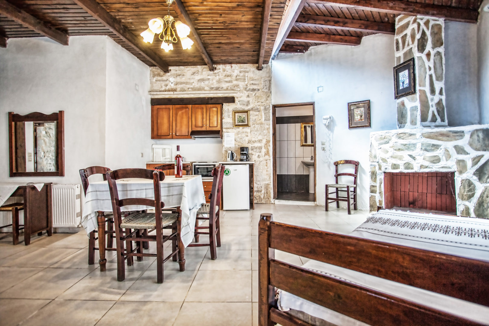 1-Bedroom Apartment in Bali Crete - Stone Village