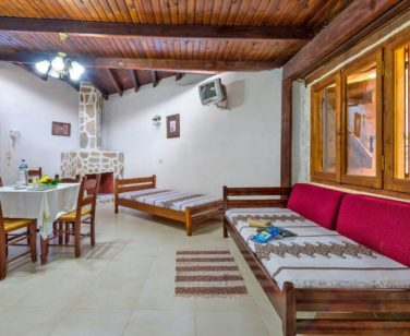 Accommodation in Bali Crete - 1-Bedroom Apartment 7 - Stone Village