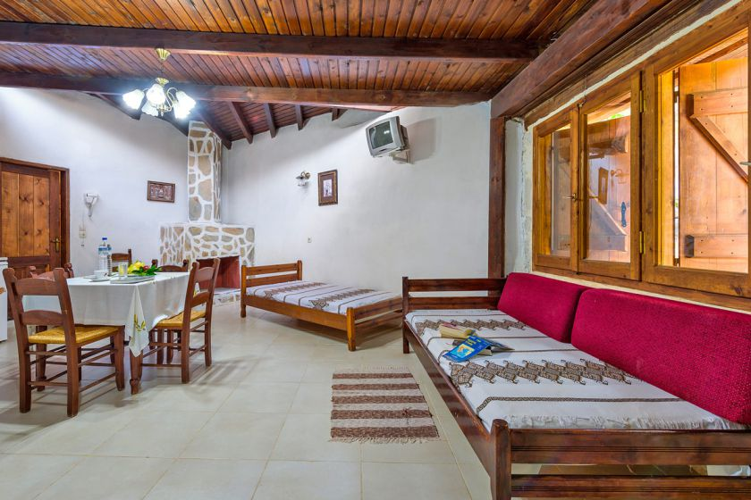 Accommodation in Bali Crete - 2-Bedroom Apartment 14 - Stone Village