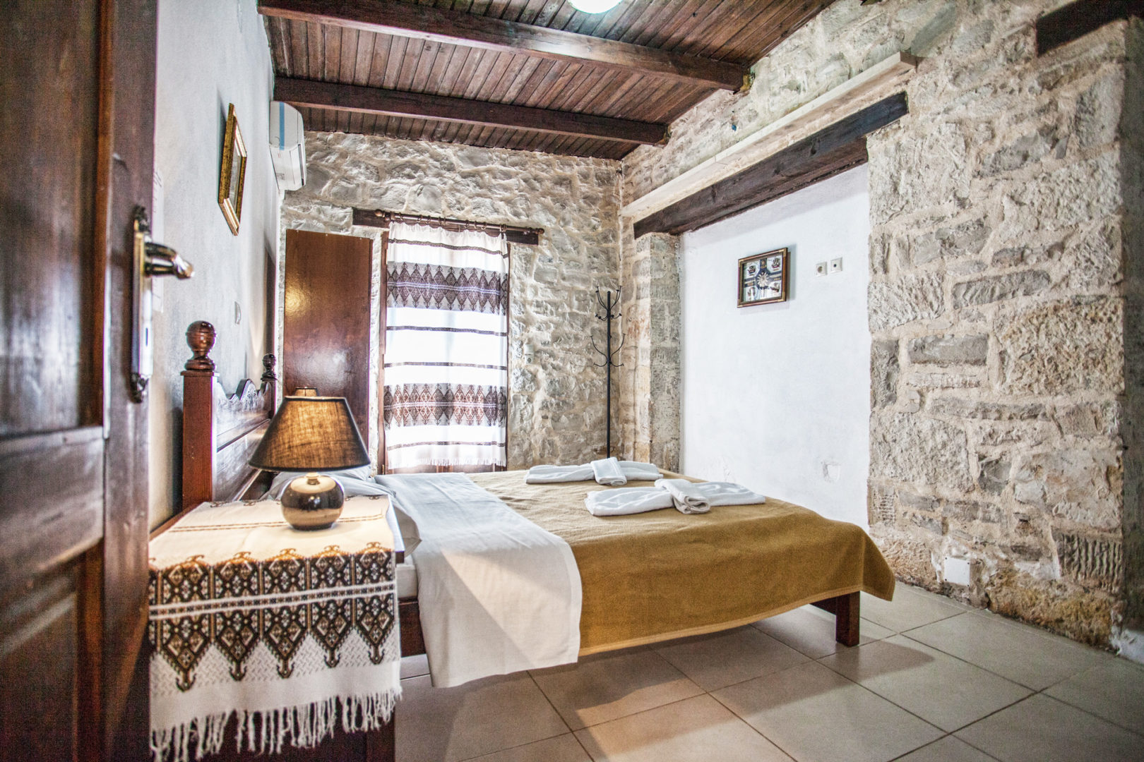 Accommodation in Bali Crete - Large Maisonette 4 - Stone Village