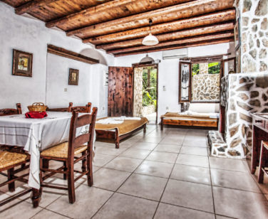 Accommodation in Bali Crete - Medium Maisonette 1 - Stone Village