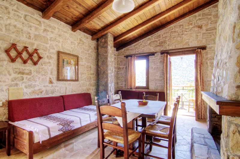 Accommodation in Bali Crete - Medium Maisonette 11 - Stone Village