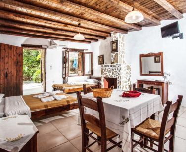 Accommodation in Bali Crete - Medium Maisonette 2 - Stone Village