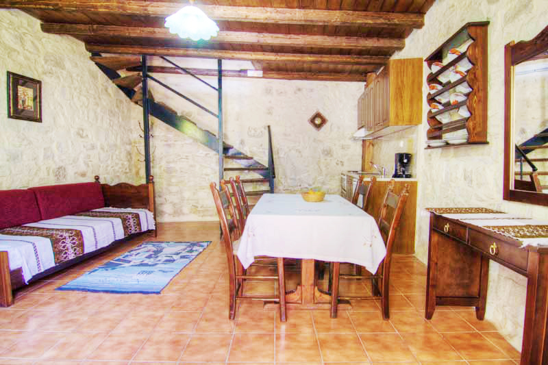 Accommodation in Bali Crete - Small Maisonette 10 - Stone Village