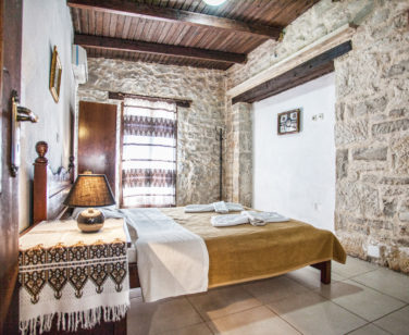 Accommodation in Bali Crete - Small Maisonette 2 - Stone Village