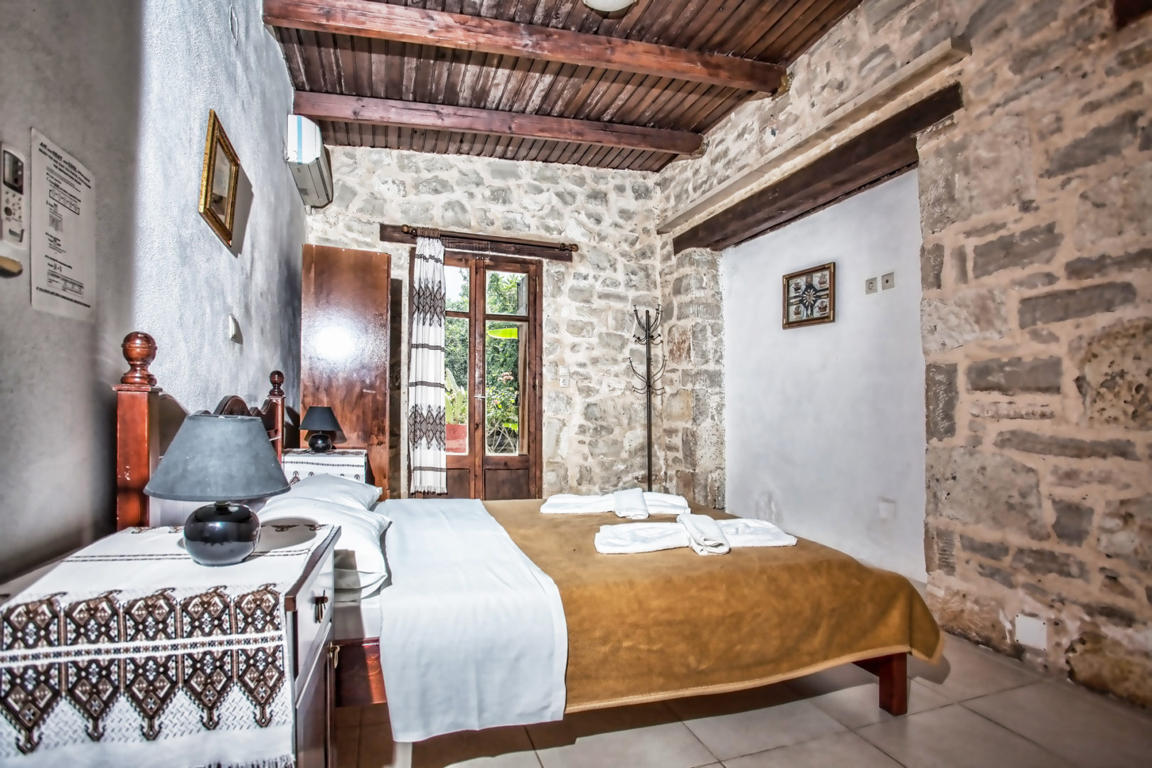 Accommodation in Bali Crete - Small Maisonette 3 - Stone Village