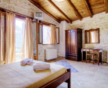 Accommodation in Bali Crete - Small Maisonette 5 - Stone Village