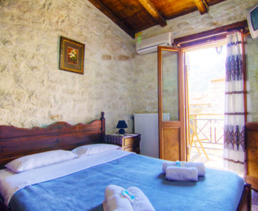 Accommodation in Bali Crete - Small Maisonette 7 - Stone Village