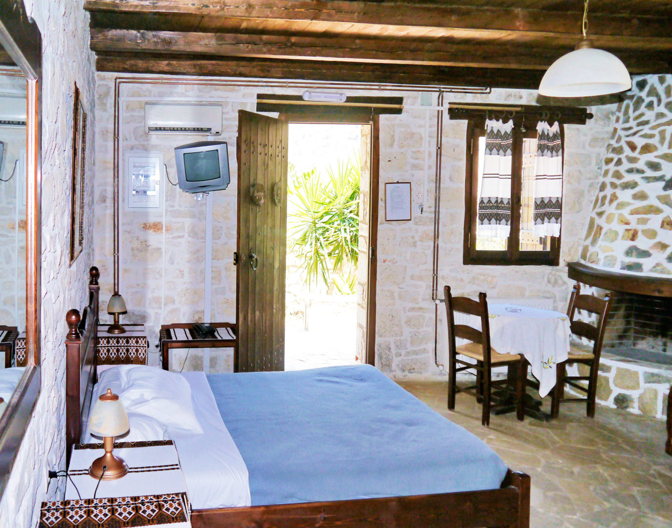 Accommodation in Bali Crete - Studio 2 - Stone Village
