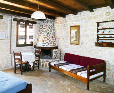 Accommodation in Bali Crete - Studio 3 - Stone Village