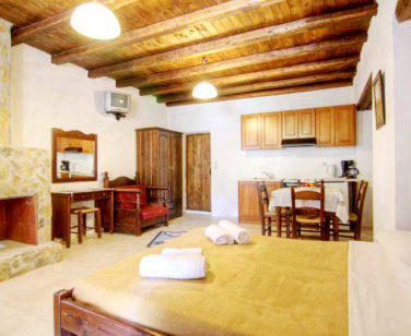 Accommodation in Bali Crete - Studio 7 - Stone Village