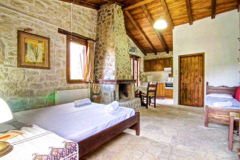 Accommodation in Bali Crete - Studio 8 - Stone Village