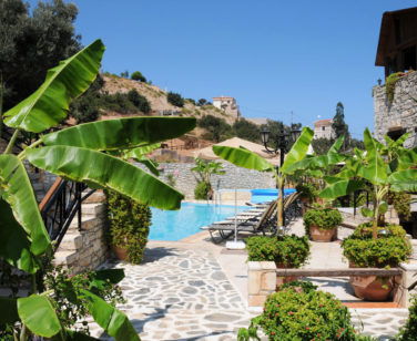 Holiday Village in Crete Bali - Stone Village - Large Pool