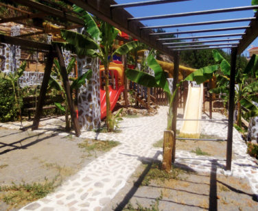 Holiday Village in Crete Bali - Stone Village - Playground