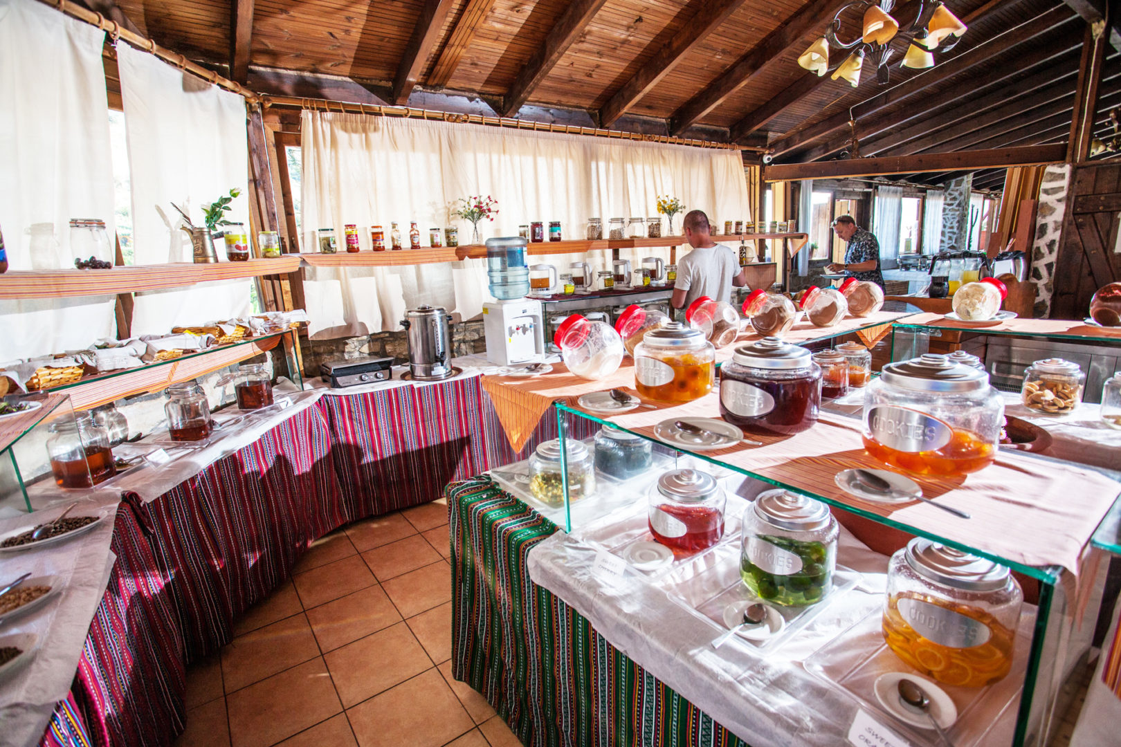 Holiday Village in Crete Bali - Stone Village - Restaurant
