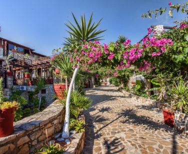 Hotel in Bali Crete - Stone Village - Gardens 1