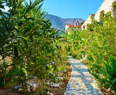 Hotel in Bali Crete - Stone Village - Gardens 2