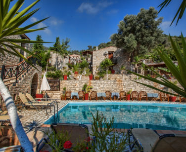 Hotel in Bali Crete - Stone Village - Large Pool 2