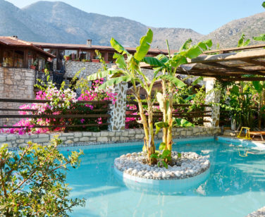 Hotel in Bali Crete - Stone Village - Medium Swimming Pool 3