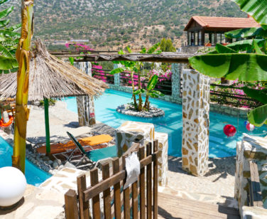 Hotel in Bali Crete - Stone Village - Medium Swimming Pool 5