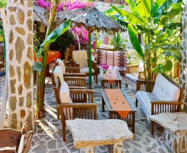 Hotel in Bali Crete - Stone Village - Music bar 3