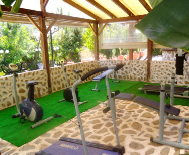 Hotel in Bali Crete - Stone Village - Outdoors Exercising