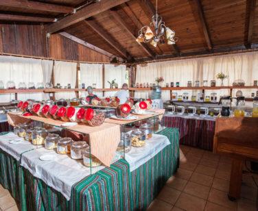 Hotel in Bali Crete - Stone Village - Restaurant 1