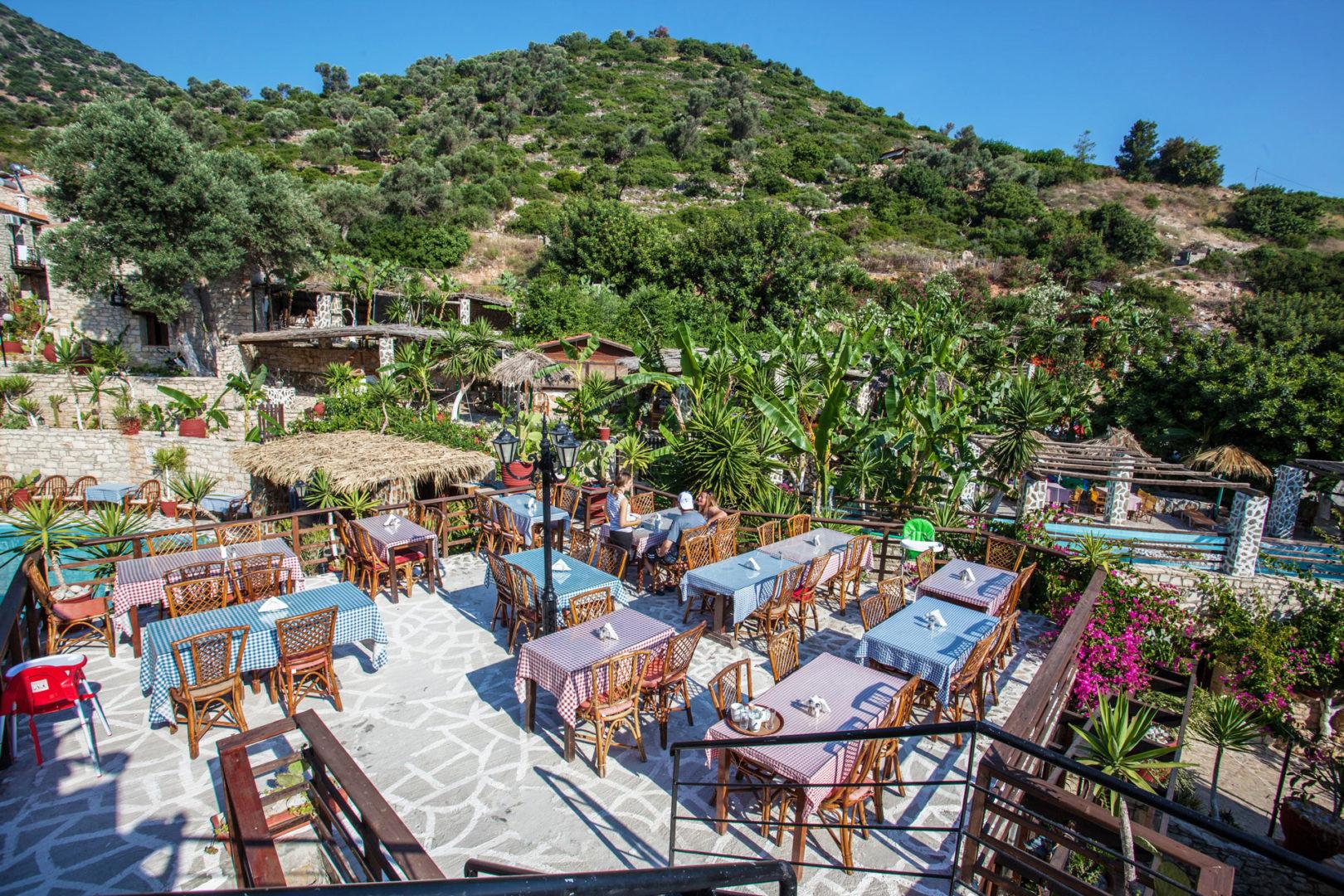 Hotel in Bali Crete - Stone Village - Restaurant 4