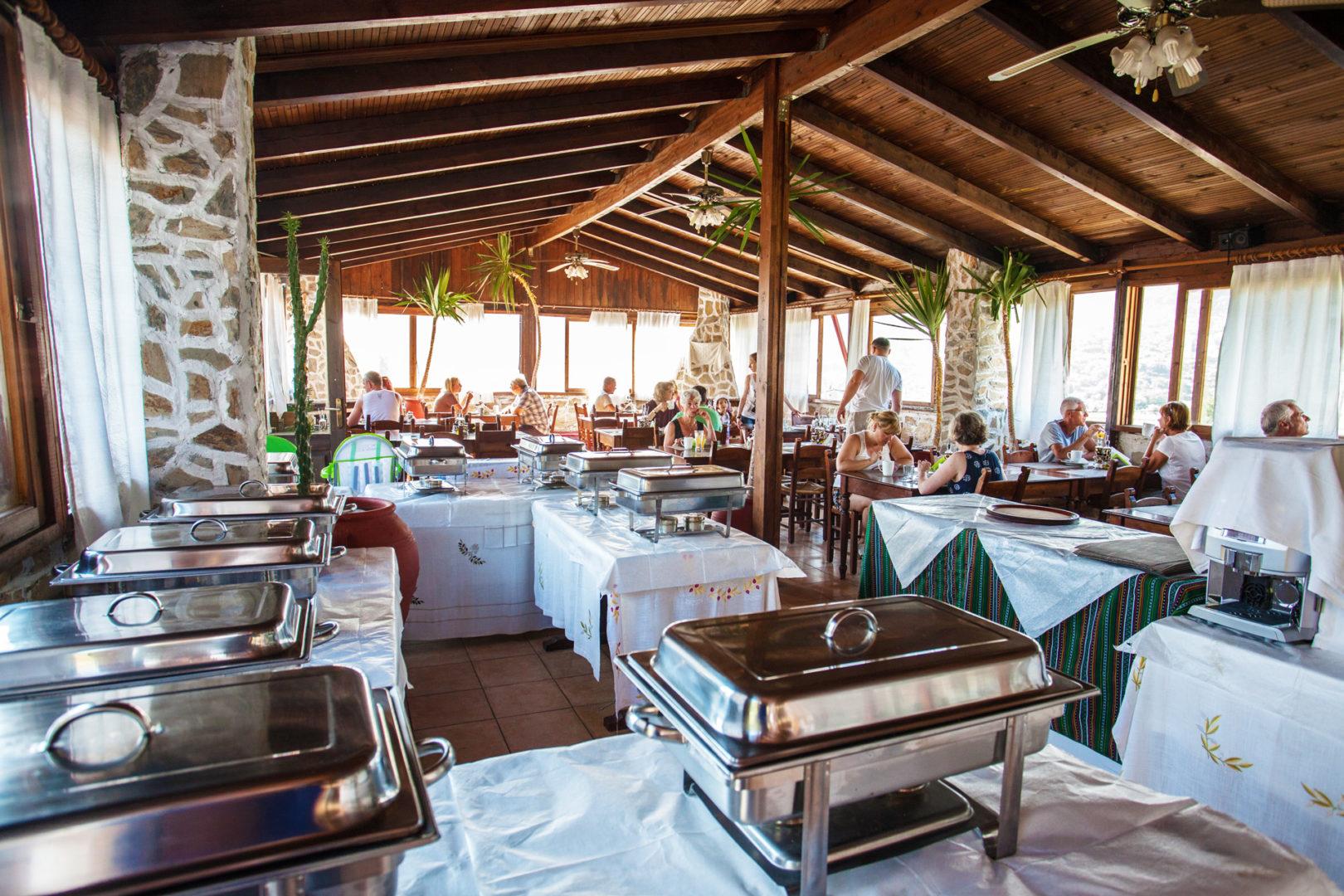 Hotel in Bali Crete - Stone Village - Restaurant 5