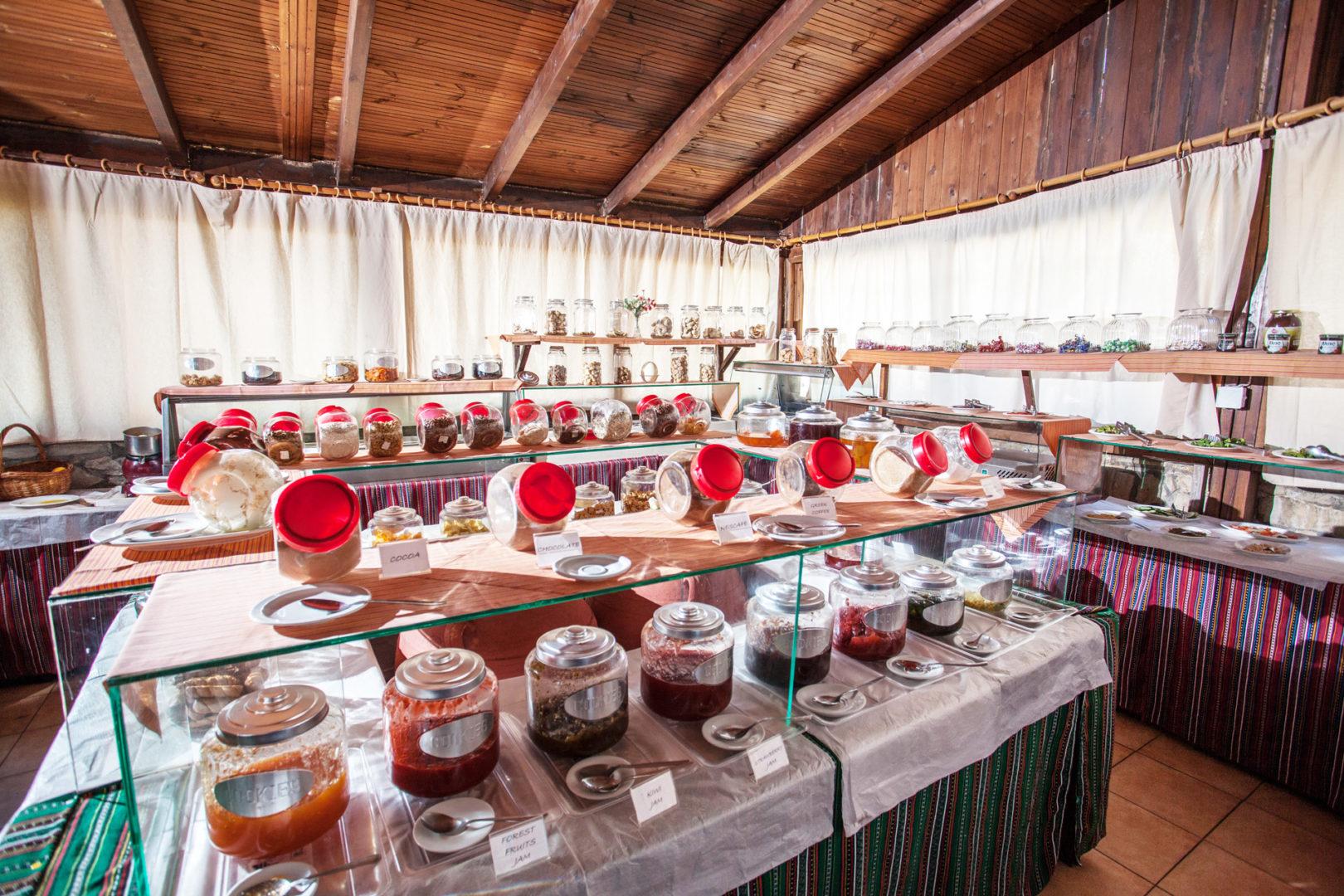 Hotel in Bali Crete - Stone Village - Restaurant