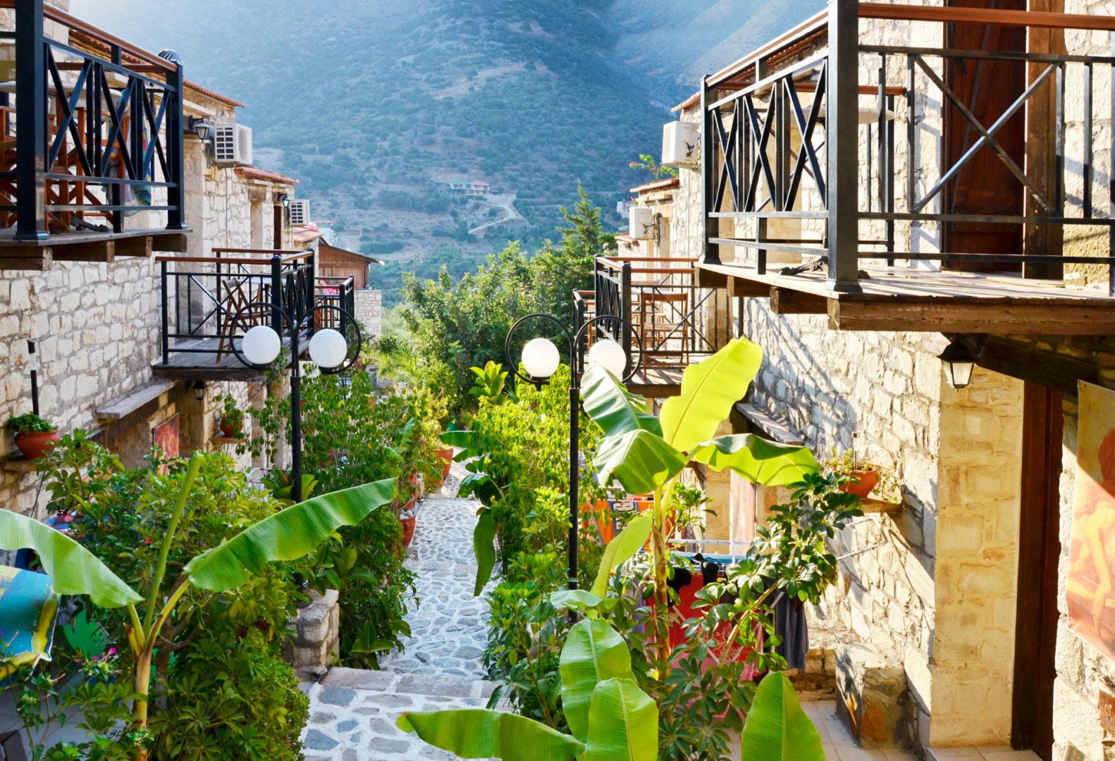 Hotel in Bali Crete - Stone Village - Village 4