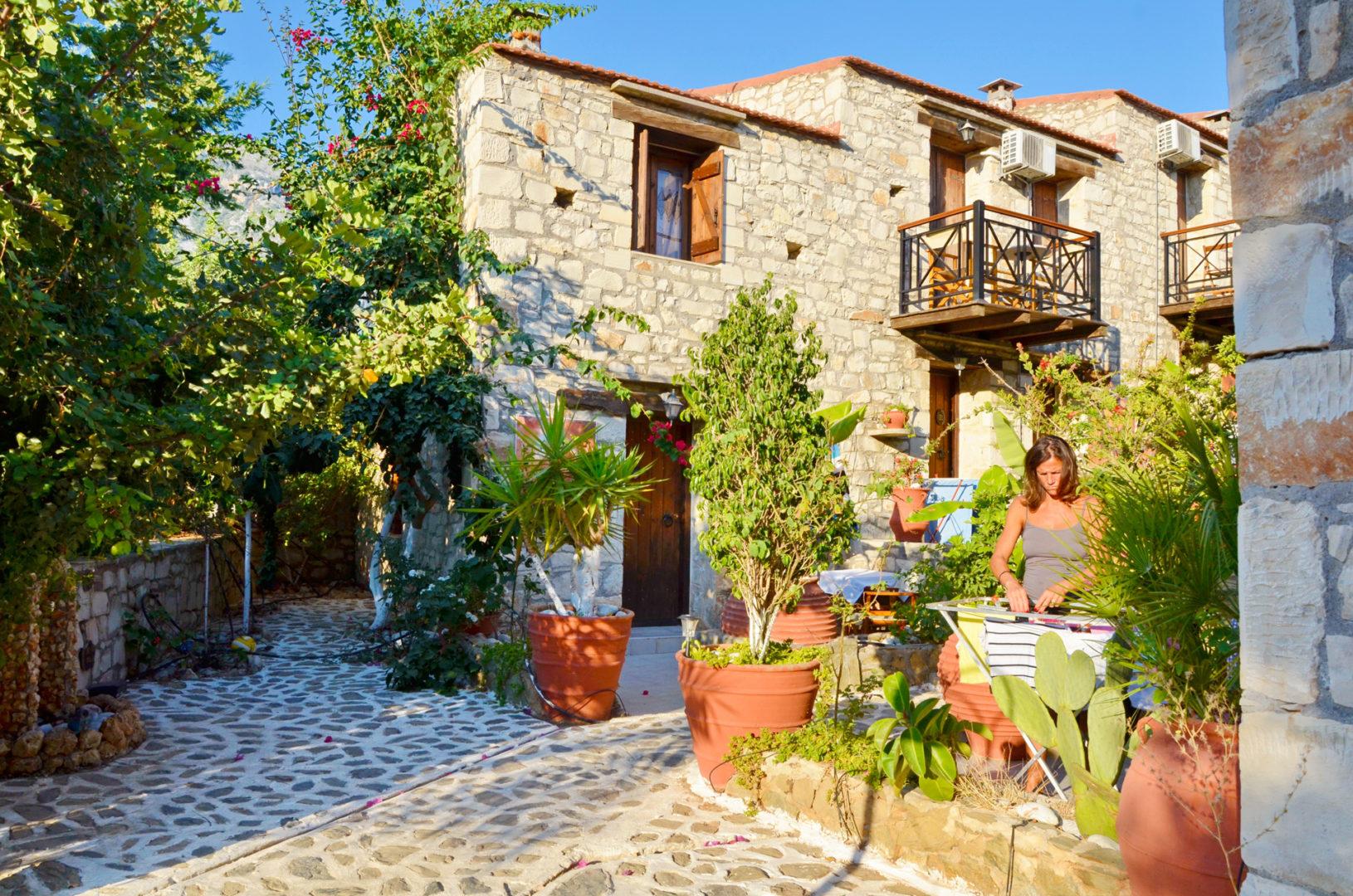 Hotel in Bali Crete - Stone Village - Village 5