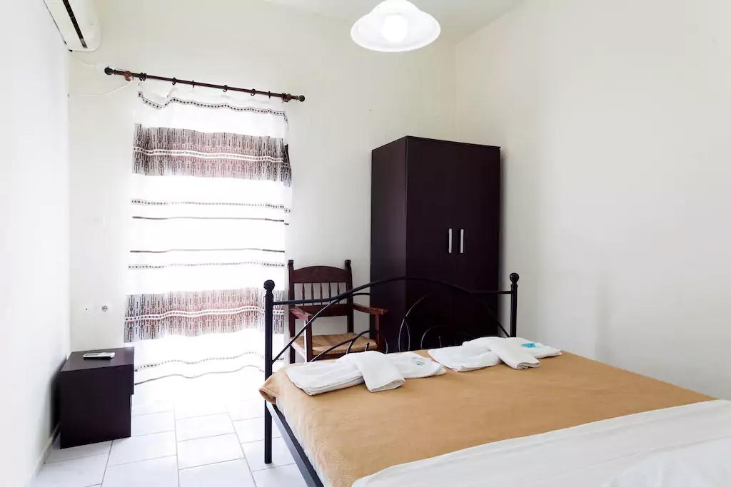 Spacious Villa in Crete Bali - Villa Klados - Bedroom 4