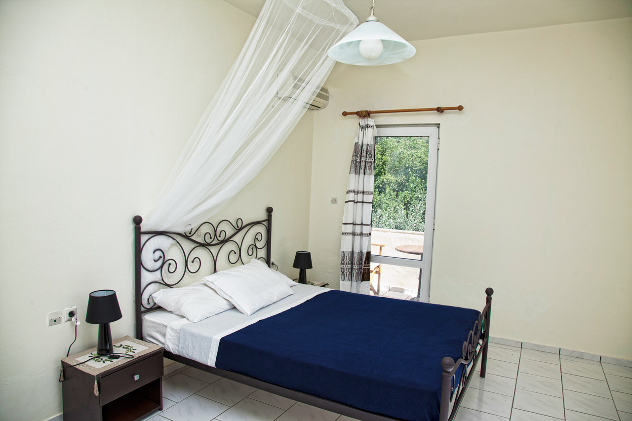 Spacious Villa in Crete Bali - Villa Klados - Bedroom 6