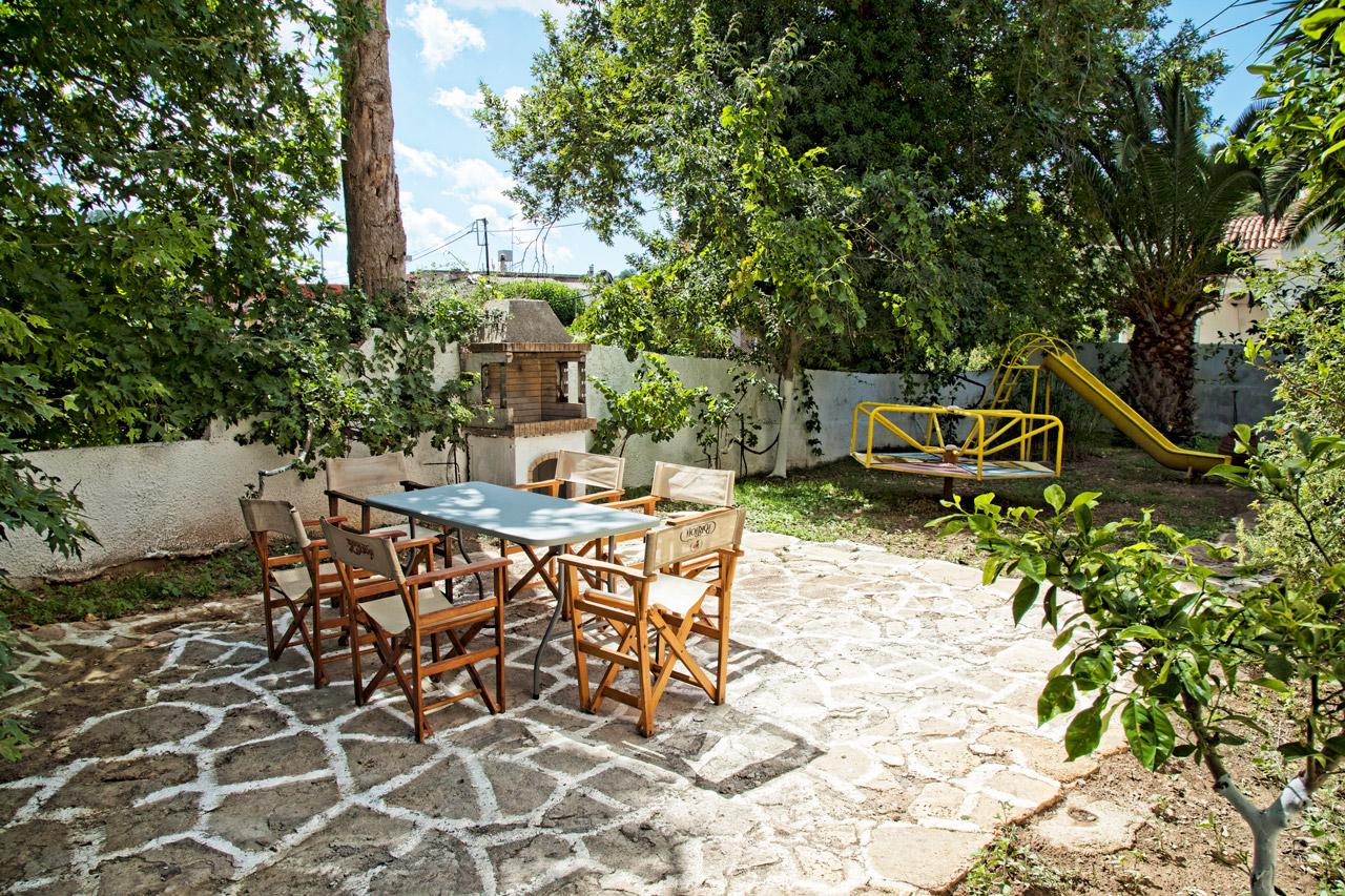 Spacious Villa in Crete Bali - Villa Klados - Garden 1