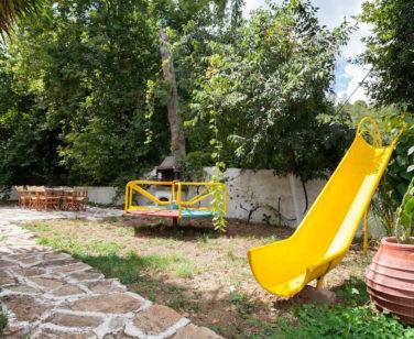 Spacious Villa in Crete Bali - Villa Klados - Garden 10
