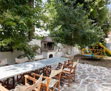 Spacious Villa in Crete Bali - Villa Klados - Garden 2