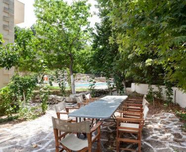Spacious Villa in Crete Bali - Villa Klados - Garden 3