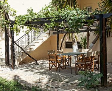 Spacious Villa in Crete Bali - Villa Klados - Garden 7