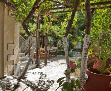 Spacious Villa in Crete Bali - Villa Klados - Garden 8