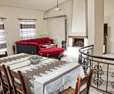 Spacious Villa in Crete Bali - Villa Klados - Living Room 8