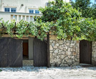 Spacious Villa in Crete Bali - Villa Klados - Main Entrance 2
