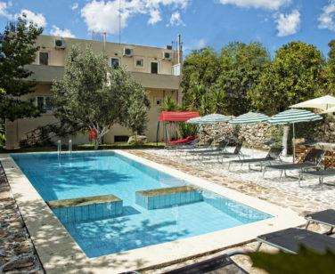 Spacious Villa in Crete Bali - Villa Klados - Main Photo