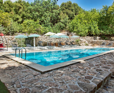Spacious Villa in Crete Bali - Villa Klados - Swimming Pool 1a