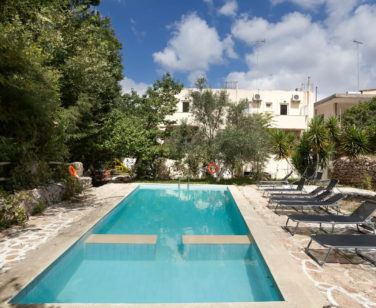 Spacious Villa in Crete Bali - Villa Klados - Swimming Pool 2