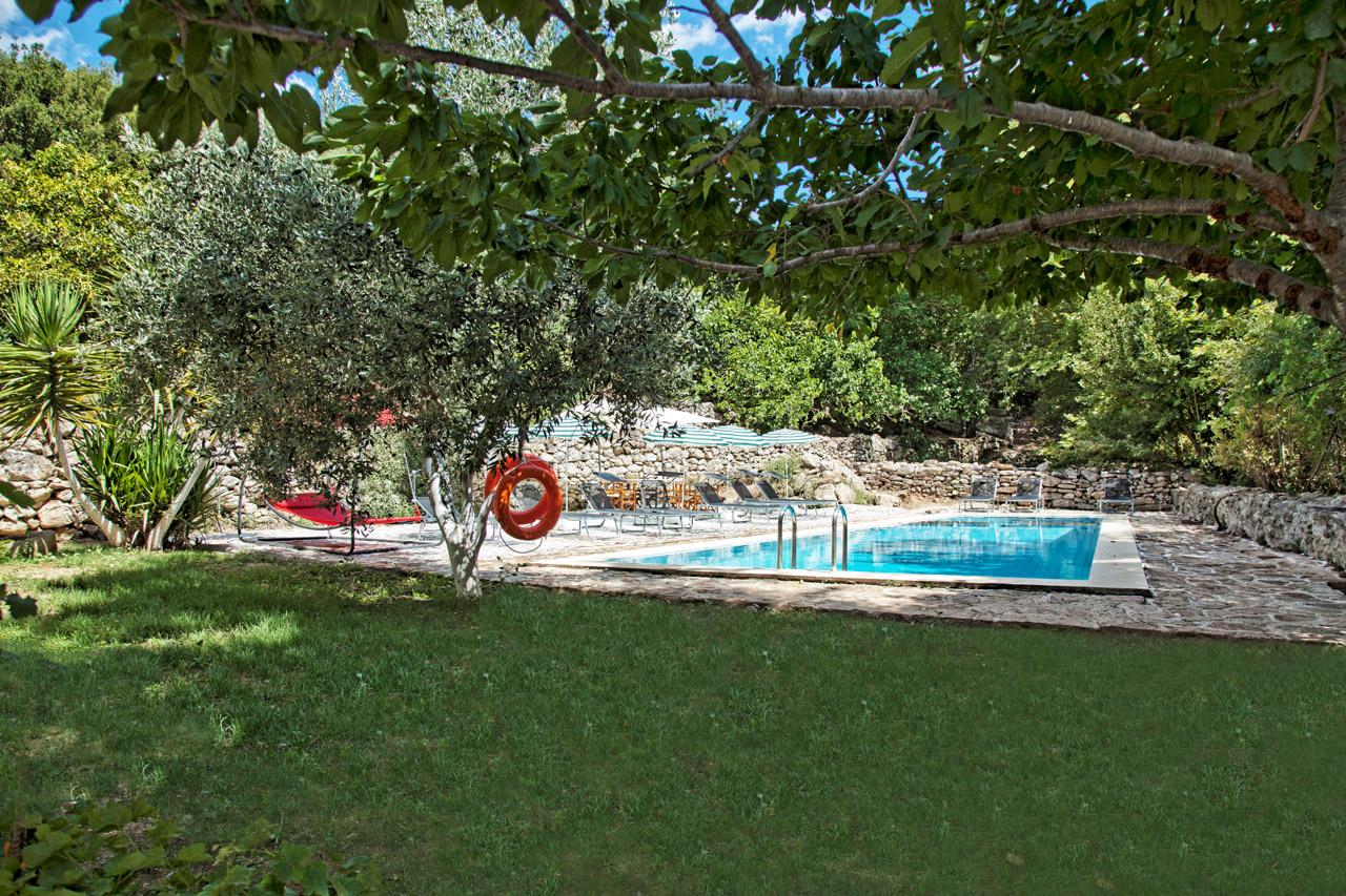 Spacious Villa in Crete Bali - Villa Klados - Swimming Pool 3