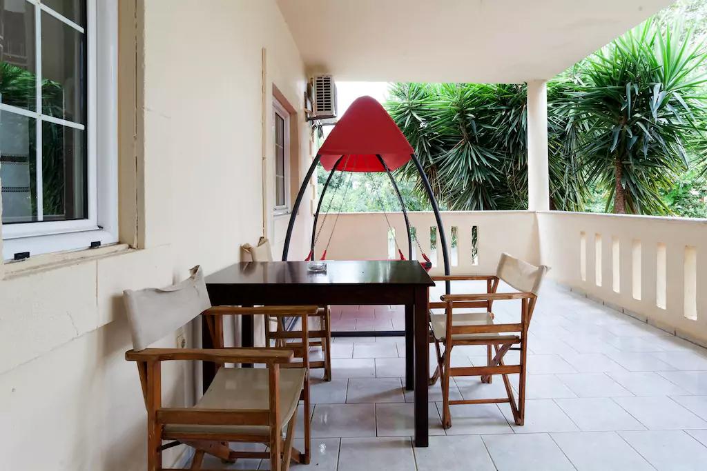 Spacious Villa in Crete Bali - Villa Klados - Veranda 3